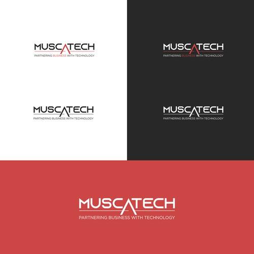 Muscatech Logo