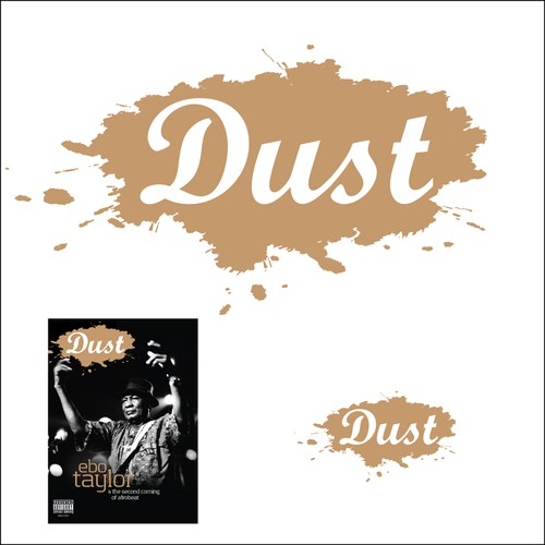 Dust Magazine (also know just as 'Dust') needs a new logo