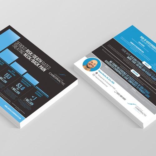 Spine Doctor flyer design