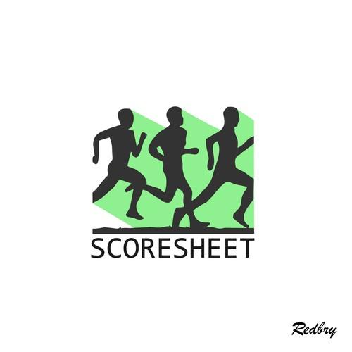Logo for sport funs