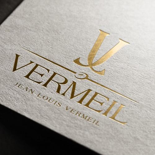 Logo concept for Vermeil