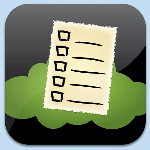 List App for iPhones Needs a New Icon.