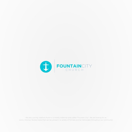Logo for Fountain City