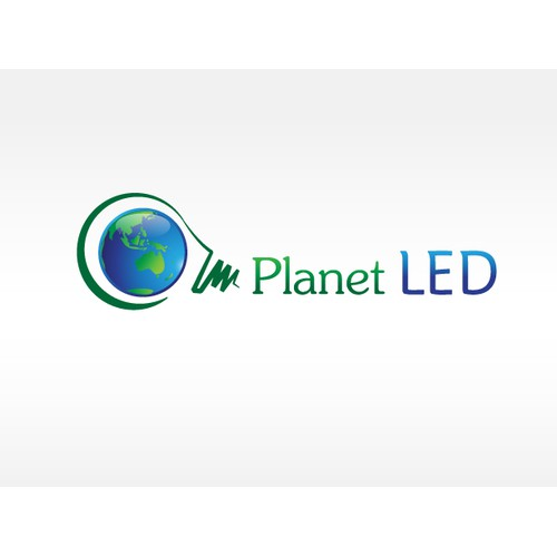 Logo wanted for Planet LED
