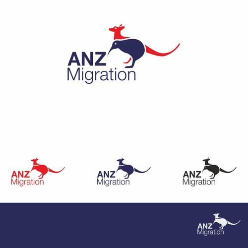 ANZ Migration Logo