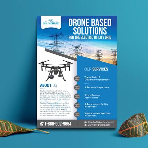 Sky Grid Solution Flyer