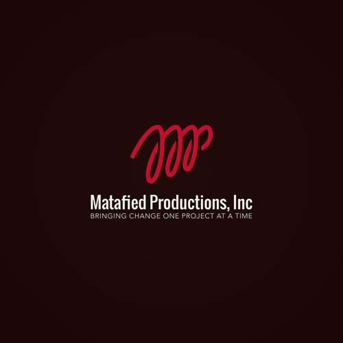 Production Logo - Winning Entry