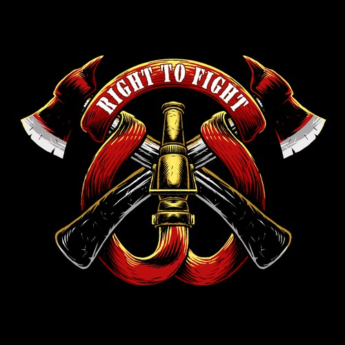 Designs For T-shirts For Firefighters