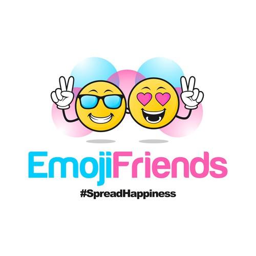 EmojiFriends logo