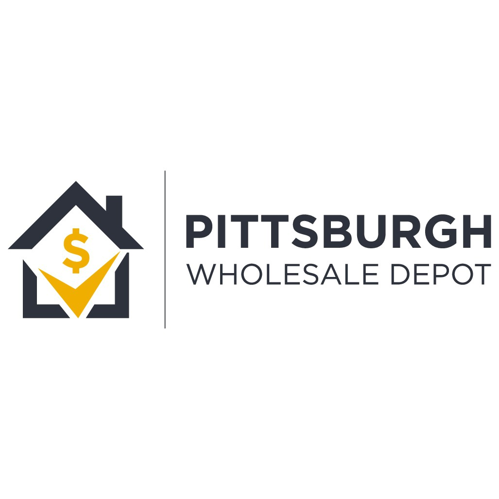 real estate logo design for trendy pittsburgh company with more work