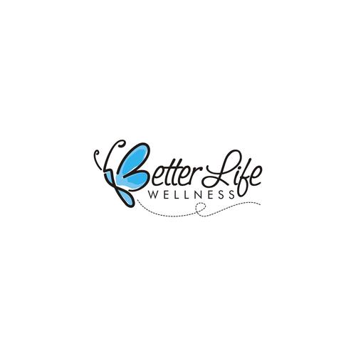 Concept logo for Better Life
