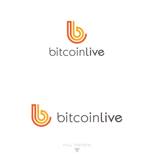 Logo for BitcoinLive