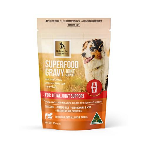 Natural Pet supplements