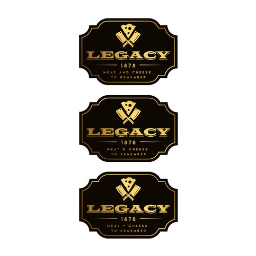 Legacy 1878 - Meat & Cheese to Remember