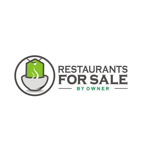 Create the next logo for Restaurants For Sale By Owner