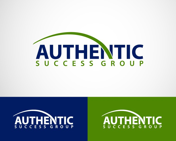 Help Authentic Success Group with a new logo