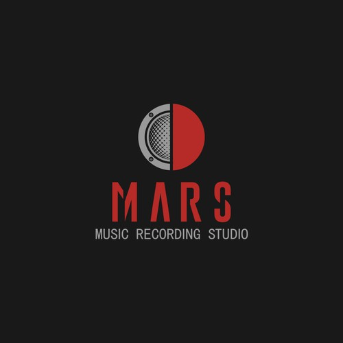 Create a logo for Futuristic Recording studio