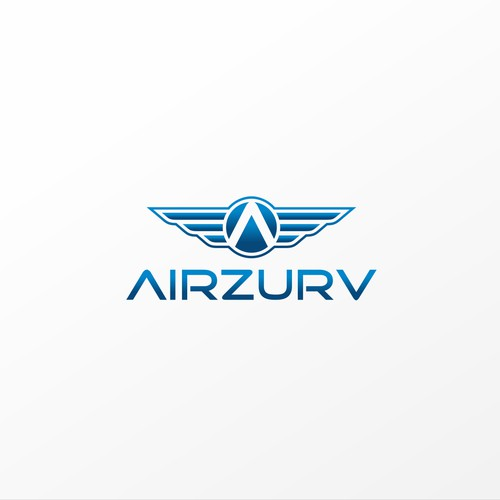 Create an captivating logo for Airzurv