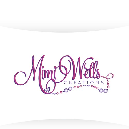 logo for Mimi Wells Creations