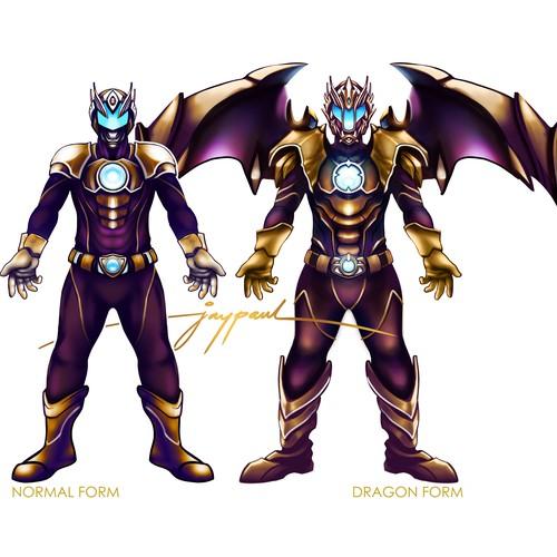 Kamen Rider Dragon
