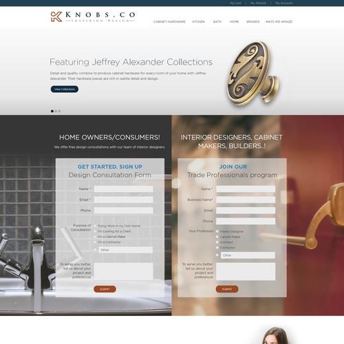 knob website