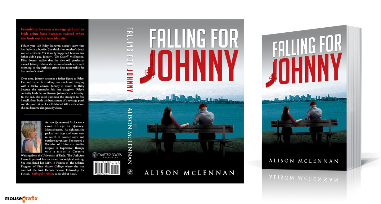 Create the next book or magazine cover for Alison McLennan Twisted Roots Publishing
