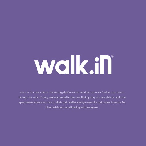 Logo for walk.in