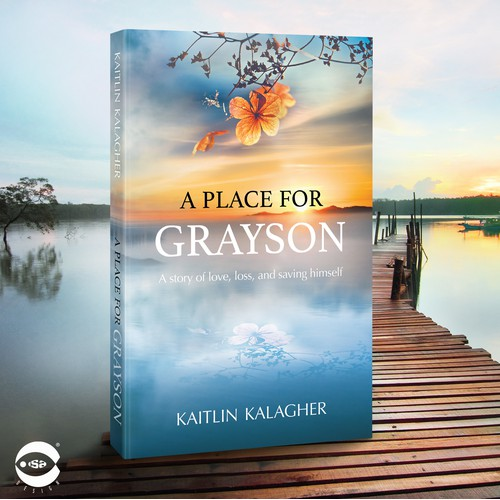 "Book cover for ""A Place for Grayson"" by Kaitlin Kalagher"