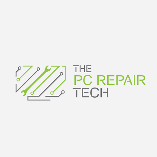 Modern logo for Repair Tech company