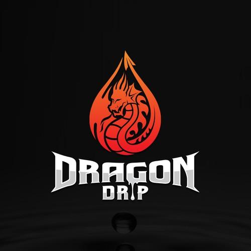 Logo design for Online Vape Store