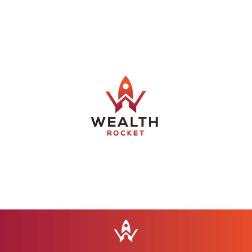 Wealth Rocket Logo