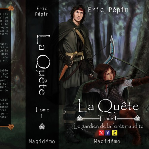 Cover for Eric Pepin