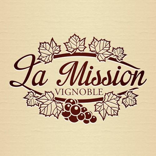 Créez le logo pour Vignoble la Mission
