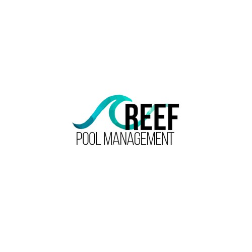 Concept logo for Reef Pool Management