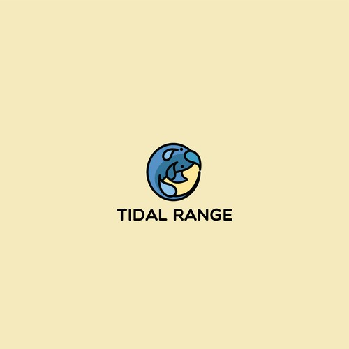 Fishing company Logo concept, propsal