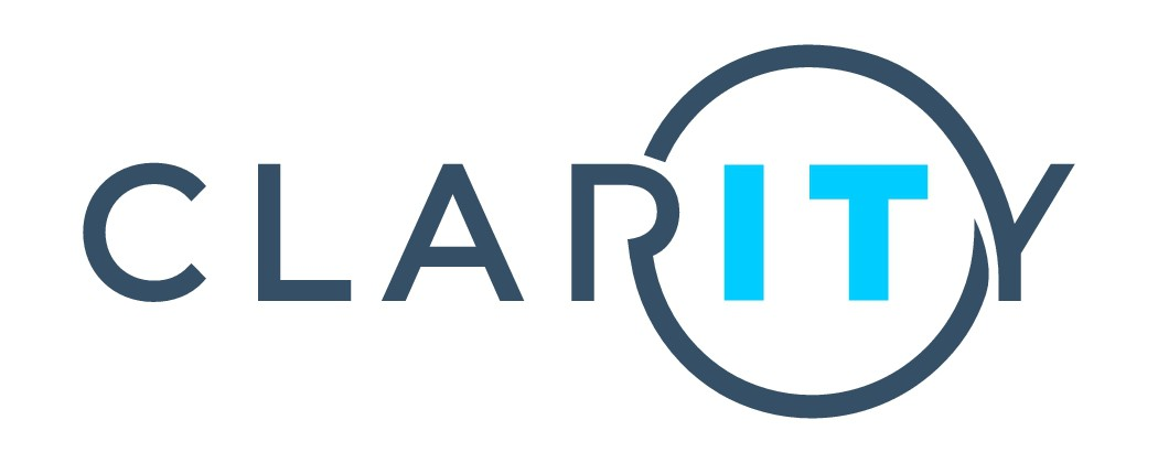 Clarity IT - A new IT outsourcing business needs a modern and creative logo