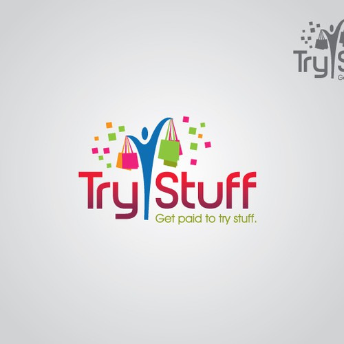 TryStuff.com needs a new logo [Guaranteed prize!]