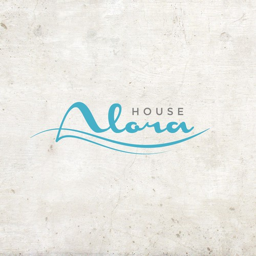 New logo for online store selling luxury bed linen