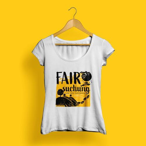 T-Shirt Fairsuchung