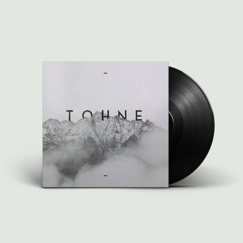 """CD cover for """"Tohne"""""""