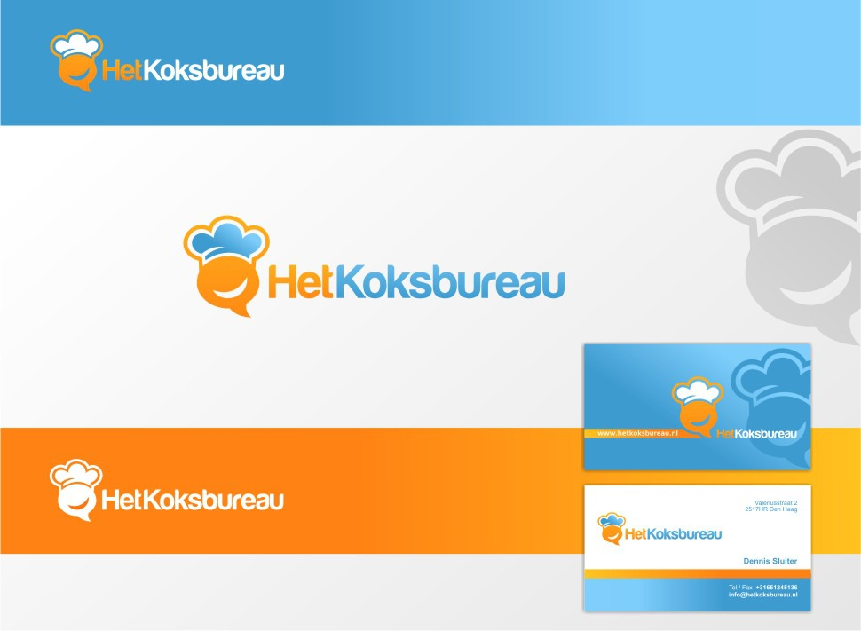 Create the next logo for Het Koksbureau