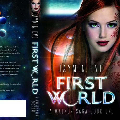 Book Cover: First World