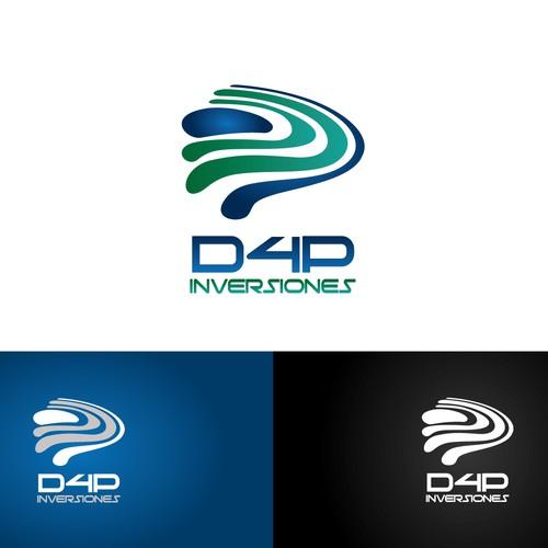 LOgO para D4P Inversiones