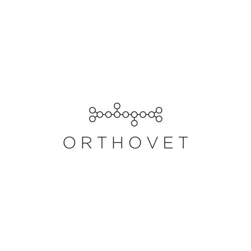 Scandinavian style logo for Orthopedic Veterinary Implants