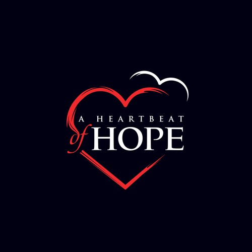 A Heartbeat of Hope Logo