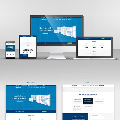 Consultancy Website Design