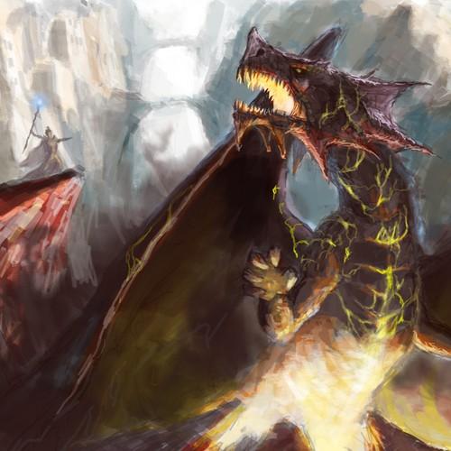 New illustration wanted for online game illustration