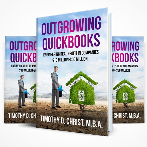 Exploding Business Book Needs a Professional Cover!