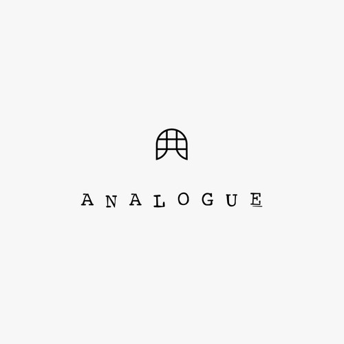 Logo for architecture firm