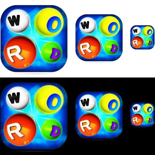 Word Puzzle Icon